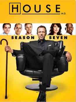 """House Season 7 poster"""