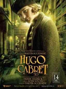 """""""Hugo Cabret 2011 poster"""""""