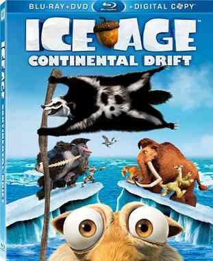 """Ice Age Continental Drift Blu-ray"""