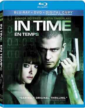 """In Time 2011 Blu-Ray"""