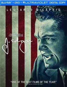 """""""J.Edga 2011 Blu-Ray"""""""
