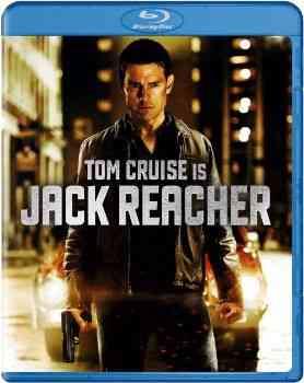 Jack Reacher cover