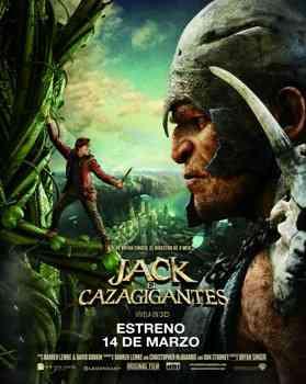 Jack el caza gigantes poster