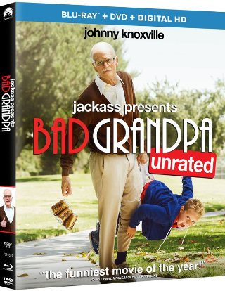 Jackass Presents Bad Grandpa cover