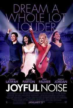 """Joyful Noise 2011 poster"""