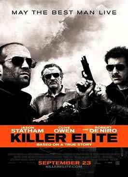 Killer Elite Cover 2011