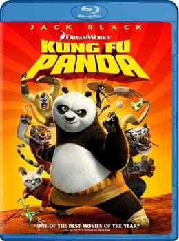"""Kung Fu Panda 2011 Blu Ray"""
