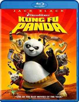 """Kung Fu Panda BluRay"""