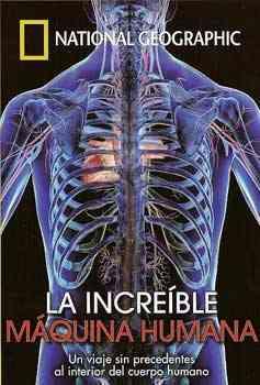 """""""La increible maquina humana poster"""""""