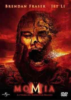 La momia 3 La tumba del emperador Dragon