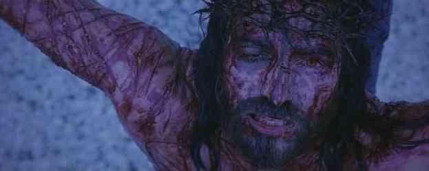 La pasión de Cristo  pelicula