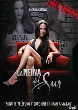 La reina del sur DVD Cover
