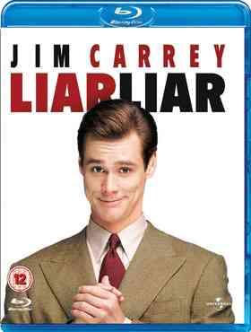 """""""Liar Liar Blu-Ray"""""""
