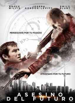 Looper Asesino del futuro poster