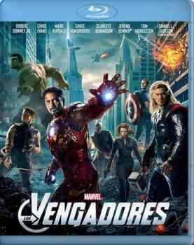 Los Vengadores BRRip poster