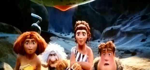 Los Croods Una aventura prehistorica  HDTsrip