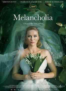 Melancholia 2011 Cover