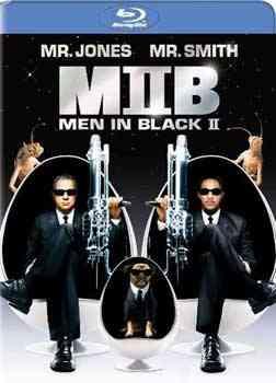 """""""Men In Black 2 BluRay"""""""