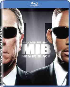 """""""Men In Black I 1997 Blu-Ray"""""""