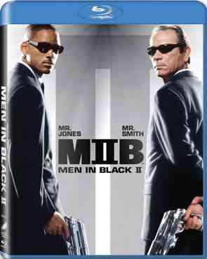 """""""Men In Black II 2002 Blu-Ray"""""""
