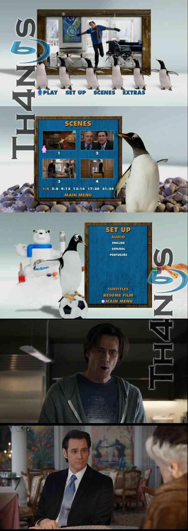 """Mr Poppers Penguins dvd"""