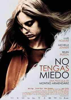 No tengas Miedo 2011 Cover