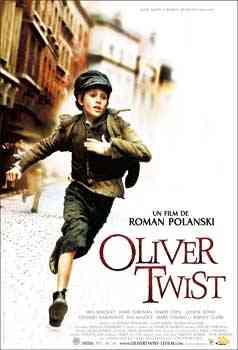 """""""Oliver Twist 2005 poster"""""""