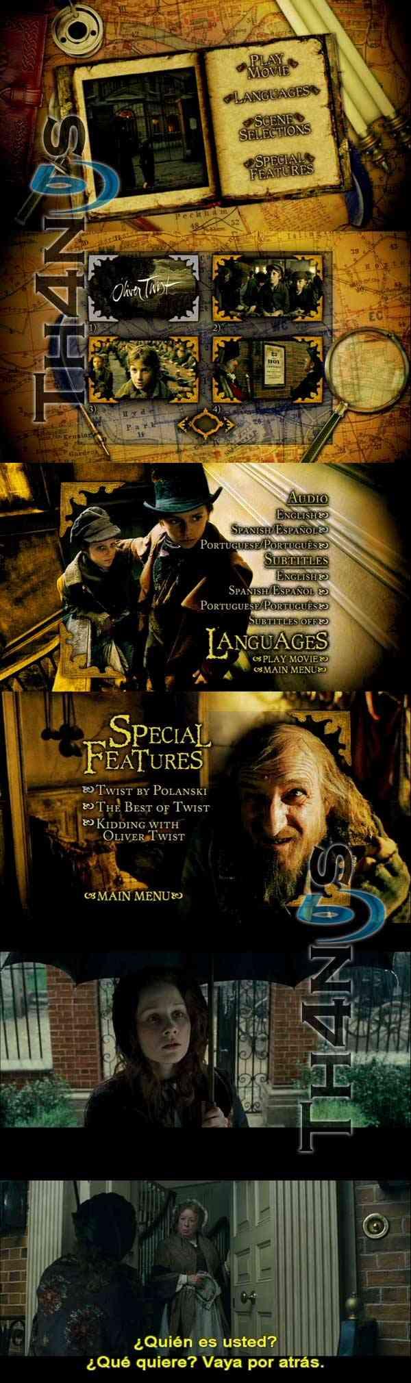 """""""Oliver Twist DVD"""""""