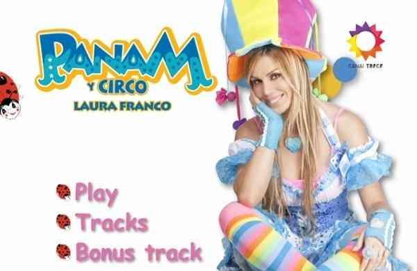 Panam y Circo dvd