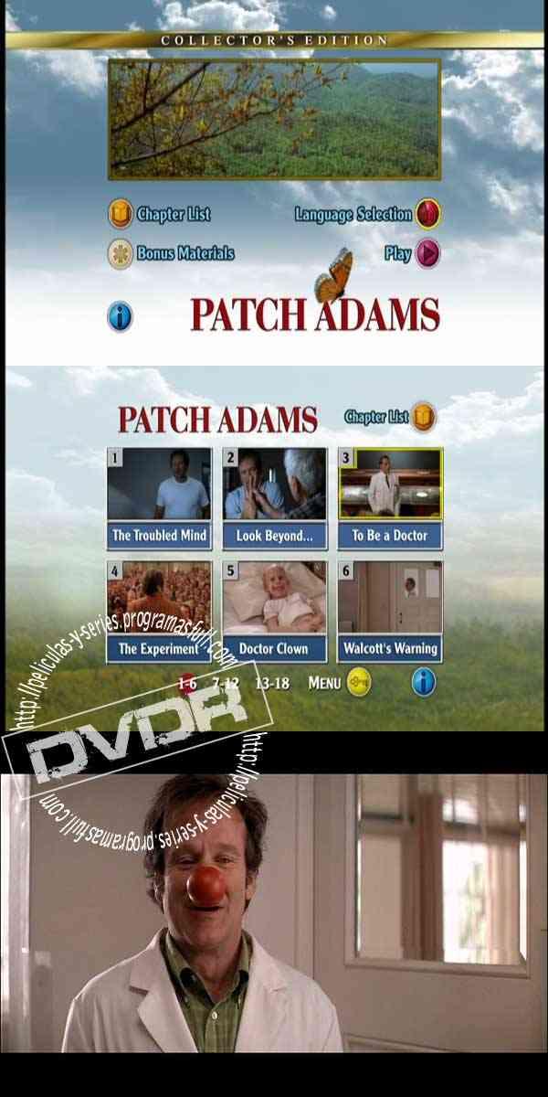 ver pelicula patch adams en español latino