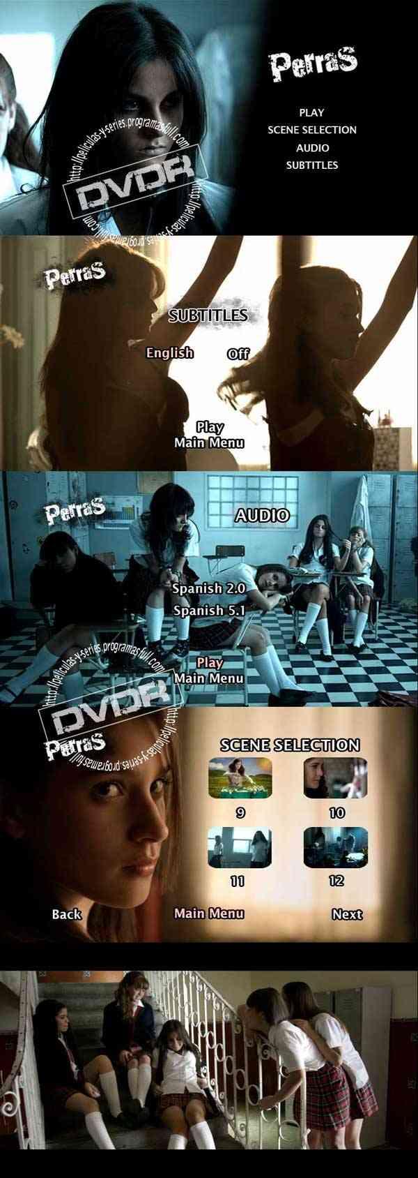 """Perras DVD Latino"""