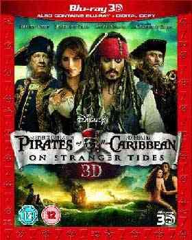 """Piratas 4 3D BluRay"""