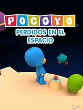 """""""Pocoyo Perdidos en el Espacio"""""""