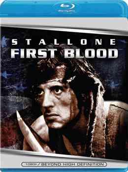 """""""Rambo First Blood Blu Ray"""""""