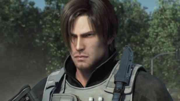 Resident Evil Damnation  DVDrip