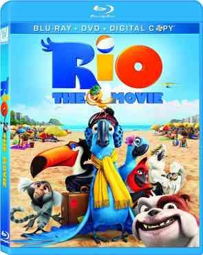 """Rio 2010 Blu-Ray"""