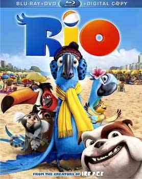 """""""Rio 2011 BluRay"""""""