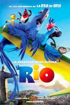 """""""Rio 2011 poster"""""""