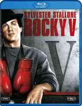 """""""Rocky V BluRay"""""""