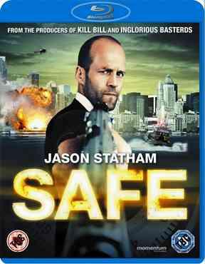 """Safe 2012 Blu-ray"""