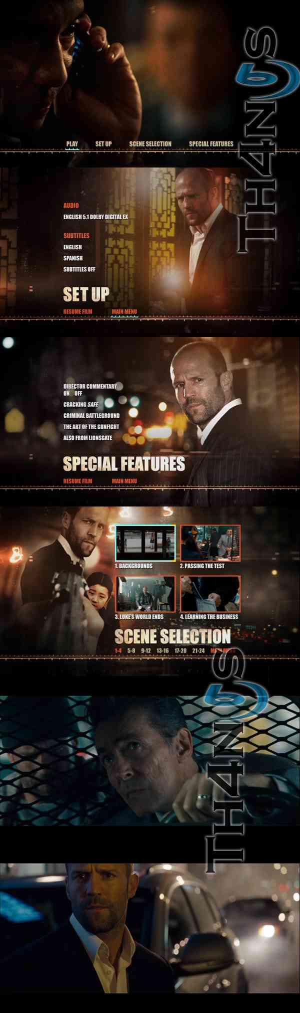 """""""Safe 2012 DVD R1"""""""