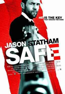 """""""Safe 2012 poster"""""""