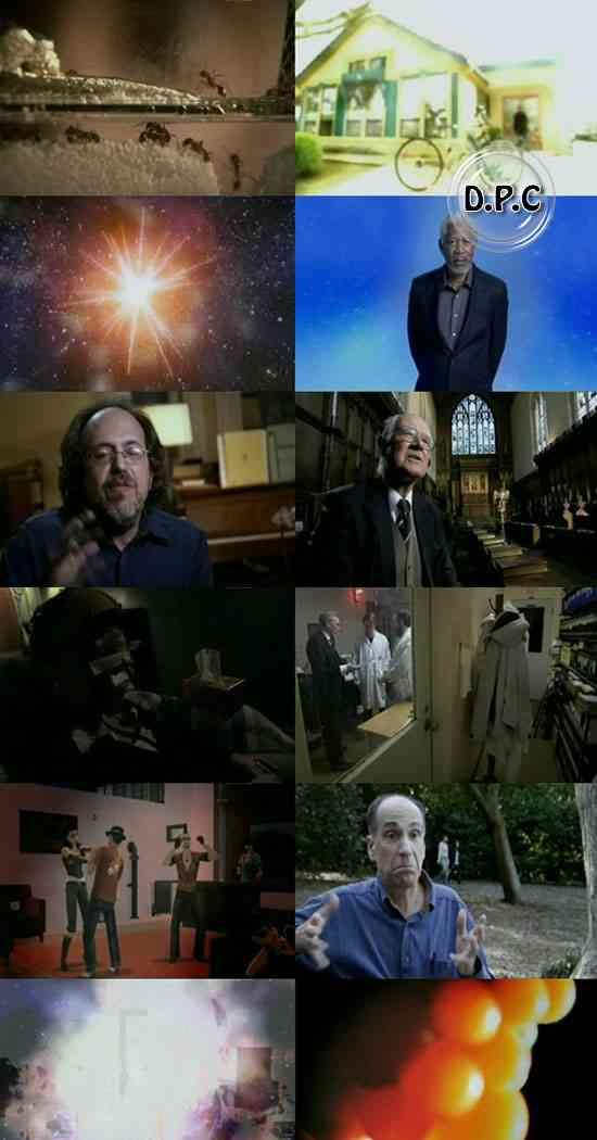 Secretos de universo con morgan freeman Dpc