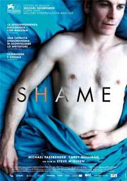 """""""Shame 2011 poster"""""""