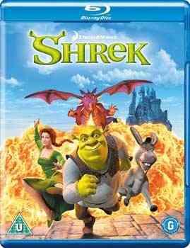 """""""Shrek Bluray"""""""