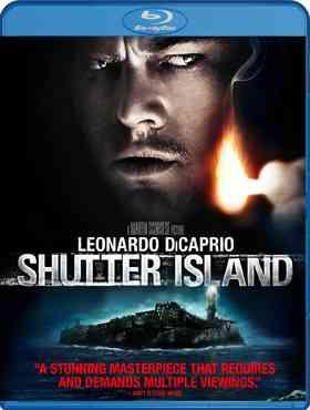 """""""Shutter Island 2010 Blu-Ray"""""""