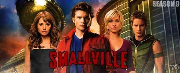 Smallville 9 Temporada