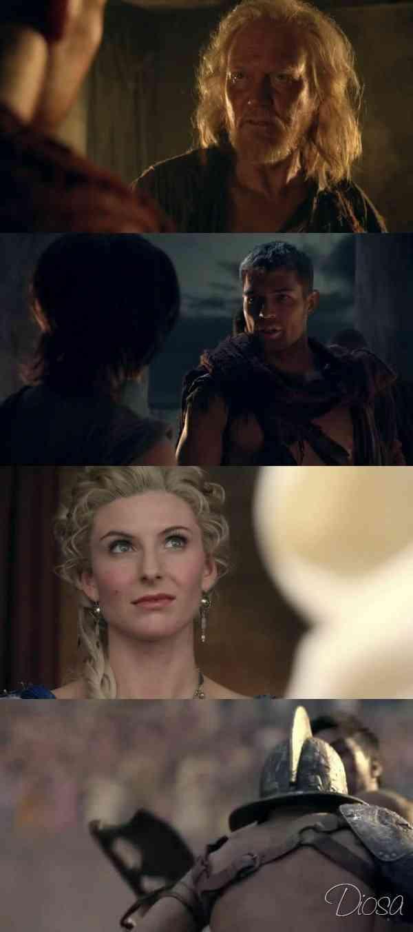 """""""Spartacus Vengeance latino"""""""
