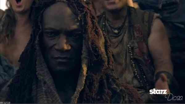 """Spartacus Vengeance capitulo 1"""