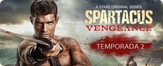 """Spartacus Vengeance capitulo 7"""